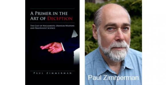 Author Paul Zimmerman in Sweden 15-23 March 2011