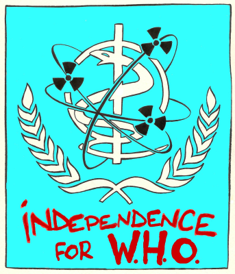 Independence for W.H.O.